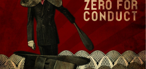 "Zero for Conduct + Eastern Anchors split 7"" nefafarious industries"