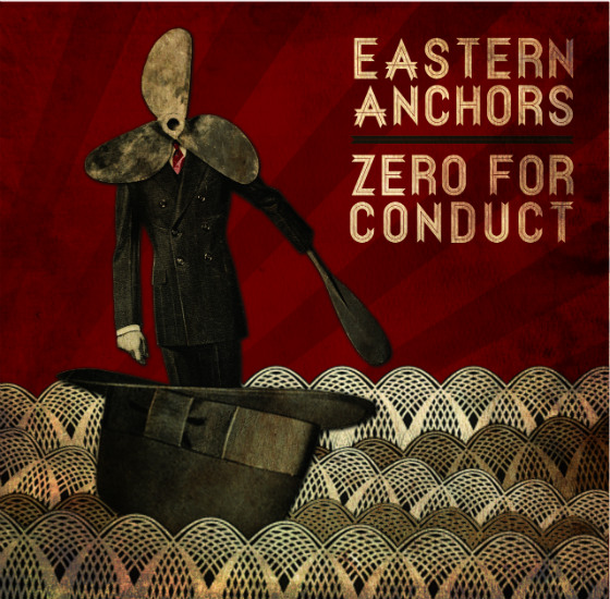 New Split 7″ Eastern Anchors w/ our bros Zero for Conduct